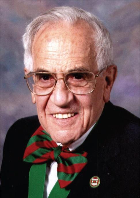 DR. WILLIAM M. LANDAU: